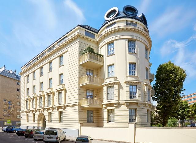 Wohnhausanlage Eslarngasse, 1030 Wien