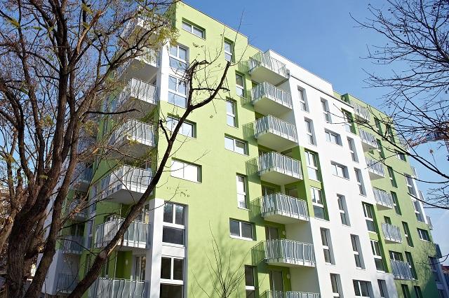 Pasivhaus Wohnhausanlage Jungstrasse, 1020 Wien