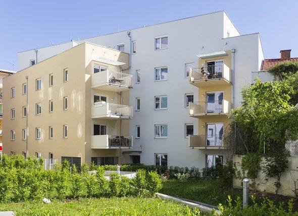 Wohnhausanlage Metahofgasse