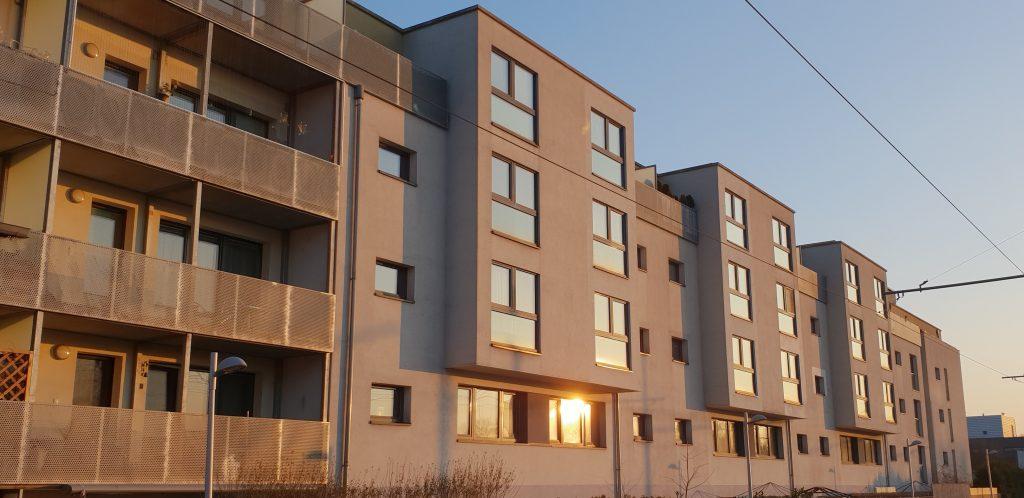 Passivhaus Wohnhausanlage Pantucekgasse, 1100 Wien