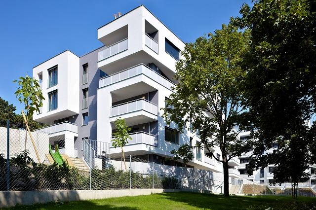 Wohnhausanlage Scheibenbergstraße