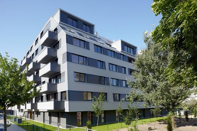 Wohnhausanlage Trondheimgasse